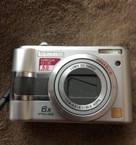 Фотоаппарат Panasonic LUMIX DMC-LZ-3