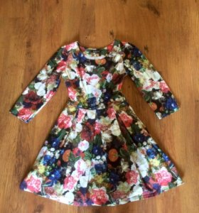 Праздничное платье пышное