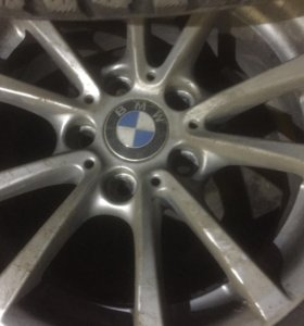 Колеса бмв ф30 (BMW f30) Радиус r16 v-spoke ориг