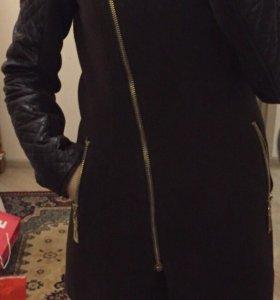 Пальто и коженка