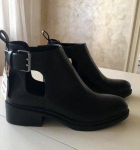 ботинки Zara! Новые!
