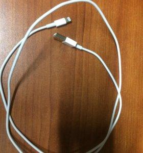 Оригинальный шнур для айфона
