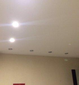 Потолки из ткани от компании ЕСО