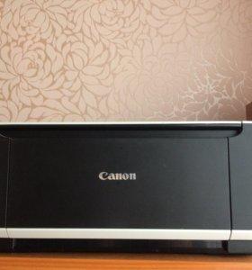 Новый принтер cannon
