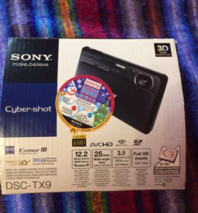 Фотоаппарат Sony DSC-TX9