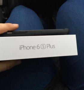 Айфон 6S плюс, 64 Gb, с документами.