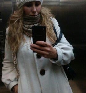 Пальто +шапка в подарок