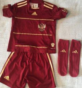 Детская футбольная форма Сборной России Adidas