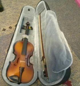 Скрипка 1/4 для первого класса музыкальной школы