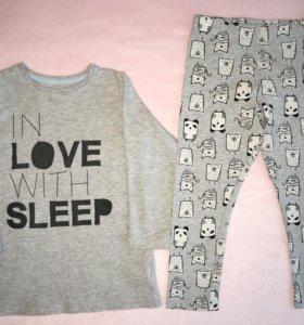 Набор двух пижам