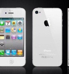 Iphone 4 белый