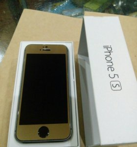 iPhone 5s:Space grey 16gb
