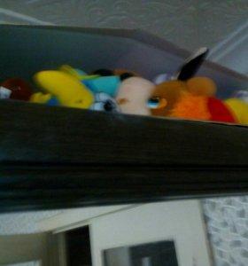 Плюшивые игрушки