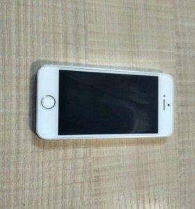 A iPhone 5S
