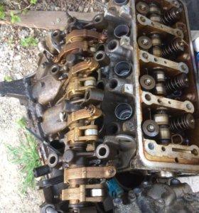 Двигатель на Пежо 206