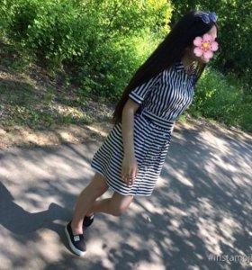 Платье летнее xs