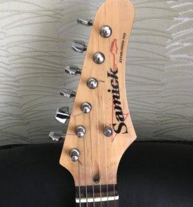 Электрическая гитара Samick