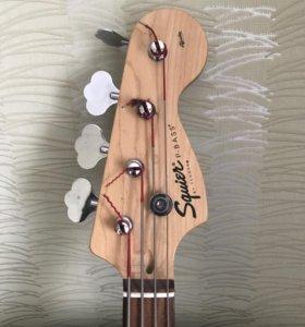 Бас-гитара Сквайер