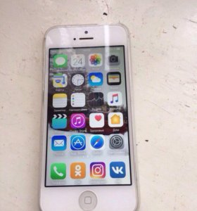 IPhone 5 16gb белый