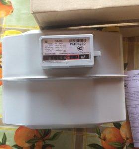 Счётчик газовый ВК-G6 (левый)
