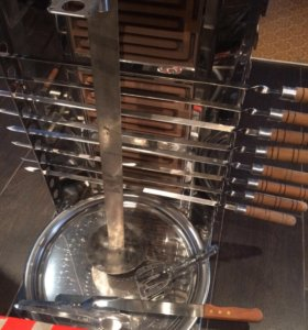 Аппарат для шаурмы ( шашлыка)