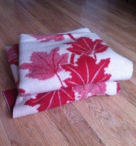 Одеяло, шерсть