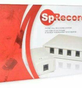 Система записи sp record a1, один канал