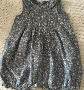 Платье-песочник Mothercare