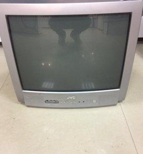 """Телевизор JVC 21"""" дюйм."""
