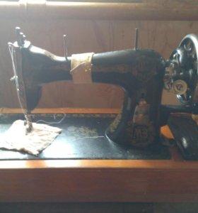 Переносная швейная машинка МПЗ