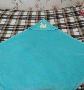 Махеровое полотенце для младенца и старше