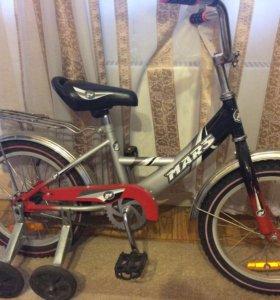 Велосипед для детей от 4 лет