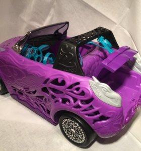 Автомобиль Monster High
