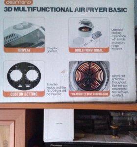 3D печка