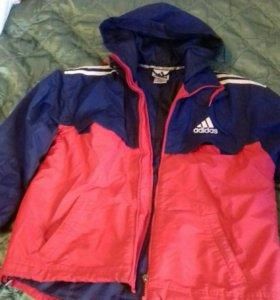Куртки на мальчика(подростка) 9-13лет