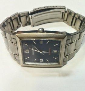Кварцевые часы Orient titanium unbw-c0