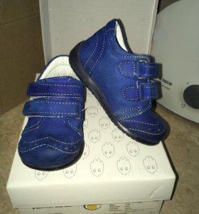 Ботинки для мальчика натуральная кожа