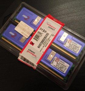 Оперативная память Kingston KHX7200D2K2/2G DDR2