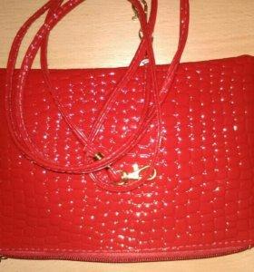 Новый яркий клатч-сумочка!
