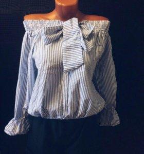 Блуза новая размер 42-46