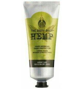 Защитный крем д/рук Конопляное масло The Body Shop
