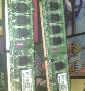Оперативная память KINGMAX 4 GB DDR2