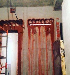 Алмазная резка, бурение, сверление бетона(кирпича)
