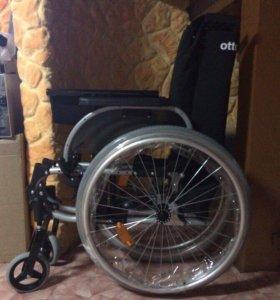 Кресло-коляска инвалидная. Новая