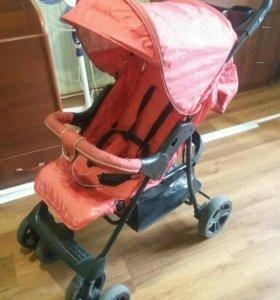 Продам прогулочную коляску для девочки