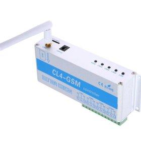 Модуль управления по gsm сигналу