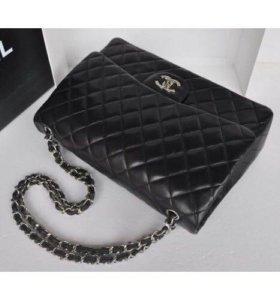 Сумка Chanel Jumbo Flap Shoulder Bag