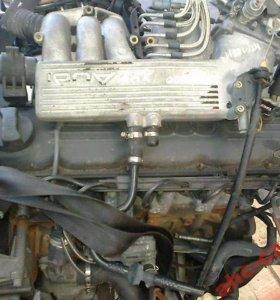 Двигатель Ауди 100с4 2.3 92г.в.