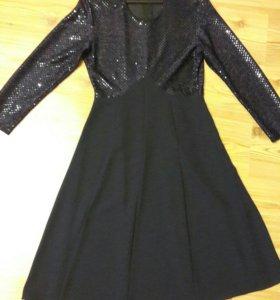Вечернее платье M