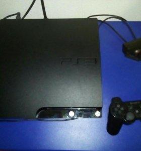 PS3 слим 2011 года
